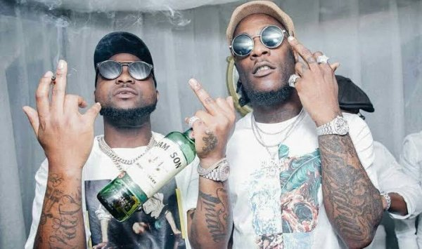 Davido or Burna boy? Who is your favourite celebrity?