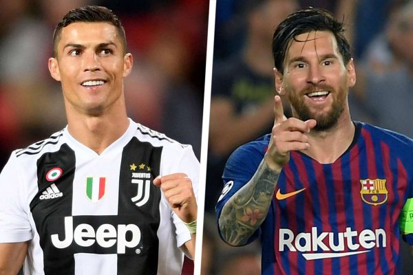 C Ronaldo or Messi? Who is the BEST?